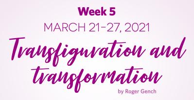 Lent Devotionals Week 5