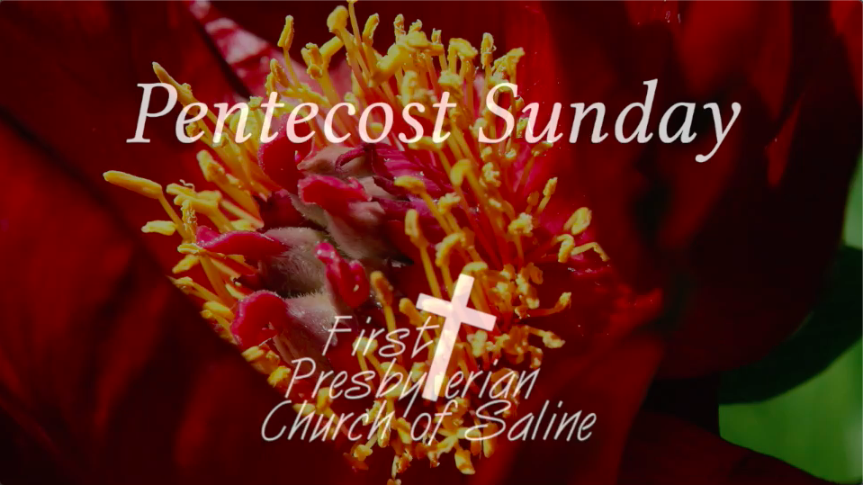 Sunday May 23 2021 Worship