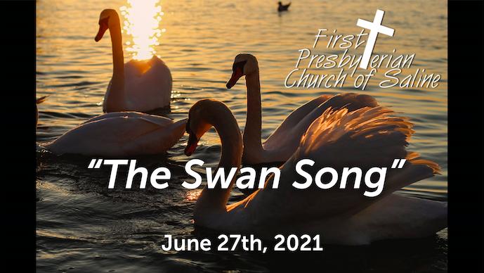 Sunday June 27 2021 Worship
