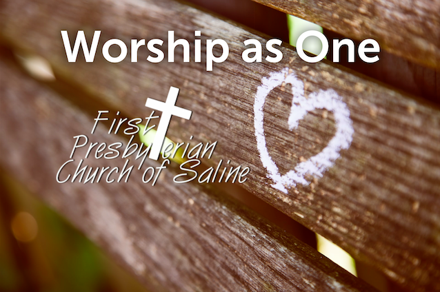 Sunday June 6 Worship as One